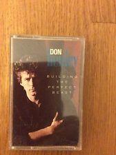 Original Album Cassette Tape - Don Henley - Building The Perfect Beast