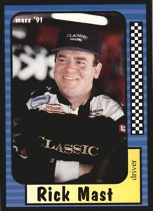 1991 Maxx Update Auto Racing 1-240 +Rookies (A2725) - You Pick - 10+ FREE SHIP