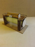 Wargaming building Fuel Silo scenery terrain warhammer 40k wargame Infinity 28mm