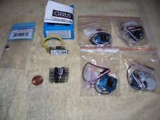 ( 2 ) Model Aircraft Micro Receivers And ( 4 ) Micro Servos ( NOS )