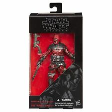 Star Wars The Force Awakens Black Series 6 Inch Guavian Enforcer - New in hand