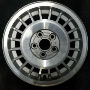 14 '' VOLVO 240 SERIES 1975-1986 OEM Factory Original Alloy Wheel Rim 70145A