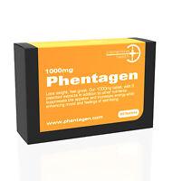 Phentagen Phenermine supresor del apetito - Píldora para dieta potencia extrema