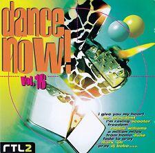 Dance Now! Volume 16/2 Lot de CD - Haut-Condition