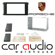 Autoleads DFPK-34-00 Porsche Cayenne 02-10 Car Stereo Double Din Fascia Panel