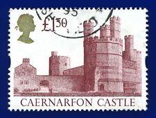 1992 SG1612 £1.50 Caernarfon Castle Good Used arym