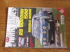 $$$ mille Miles Alpine magazine N°11 R8 Gordini 1500A110 1600SBoite 6 vitess