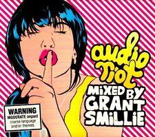 Audio Riot (Grant Smillie) NEW 2CD  Alan Braxe Axwell Michael Jackson Metro Area
