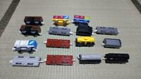Tomy Plarail Thomas & Friends Series Various Railwaiy Train Lot Vehicle Set