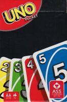 Rewe Hasbro Ass Kartenspiel 2018 – Uno Pocket Pocket Game NEUWARE