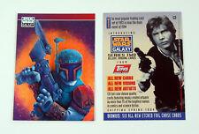1994 Topps Star Wars Galaxy Promo Card (P6) Nm/Mt
