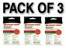 Mosquito Magnet Refill Octenol Flies Insect Pest - 3 Pack - 9 Cartridges