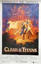 CLASH OF THE TITANS 1981 SUPER 8 COLOUR SOUND 3 X 400FT CINE 8MM FILM