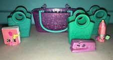 Shopkins Season 3 Retired Lot of 3 Special Edition Stationery with Baskets