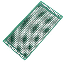 210 Pcs Single Sided Universal Pcb Proto Prototype Perf Board 510 5x10 Cm
