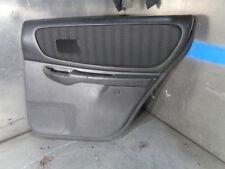 Subaru Impreza sport NON turbo GC8 UK 1998-2001 Driver right rear door card