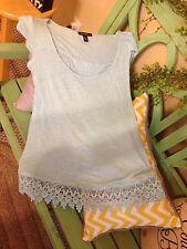 blouse- mint colored jessica simpson