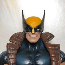 Marvel Legends Custom #3 WOLVERINE VER.1 Head ONLY parts Cast unpainted!