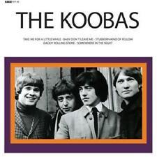 """THE KOOBAS - KOOBAS LIVE IN GERMANY EP 7"""" Vinyl (NEW/SEALED) RSD"""