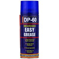 2 x Easy Grease Spray 400ml Can Cycle Motorbike Car Oil Synthetic Lubricant