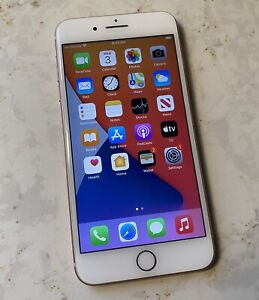 Apple iPhone 8 Plus - 64GB - Gold (AT&T) A1897 Unlocked