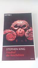 Stephen KING - Friedhof der Kuscheltiere (Allemand)