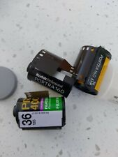 New listing Fuji pro 400h 35mm 36 and Portra 160 lot bundle expired 2019