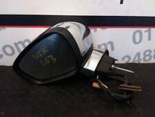 Citroen DS3 2013 NS Passenger Side Door Mirror Powerfolding
