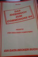 Bartel Das Ideenbuch zum Commodore 64 (1984, C64 Buch)