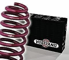 Mercedes CLK 200 W209 2002 - 2007 LOWERED SPRING KIT BY VOGTLAND GERMANY