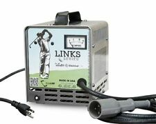 Club Car Golf Cart Battery Charger 48 Volt 13 Amp Lester Electric Precedent & DS