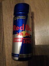 1 Energy Drink Shot Red Bull Plastik Bottle Full 60ml Can RAR Voll Selten