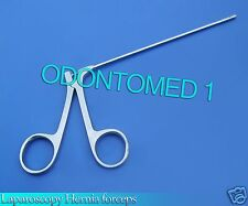 Brand New Laparoscopy Hernia forceps 3mm x 160mm,LP-306