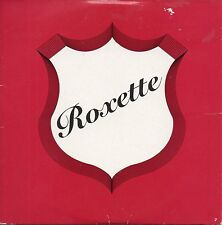 """ROXETTE """"REAL SUGAR"""" RARE PROMOTIONAL CD SINGLE"""