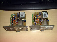 2 X TAMURA TpAs-203G (600 OHM CT : 10K) AUDIO INPUT TRANSFORMER