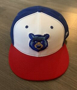 New Era Tennessee Smokies Minor League 59Fifty Fitted Cap Hat Size 7 3/4