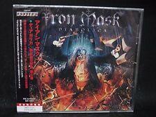 IRON MASK Diabolica JAPAN CD Magic Kingdom Freedom Call Frontline Evidence One