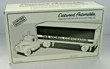 1st First Gear 1/34th Scale Diecast 1960 Model B-61 Mack Tractor & Trailer