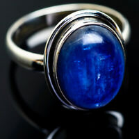 Kyanite 925 Sterling Silver Ring Size 13.75 Ana Co Jewelry R999215F