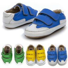 Baby Boy Shoes Old Soles Chaser Toddler Sneakers With Hook and Loop NEW