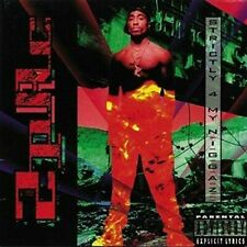 2Pac - Strictly 4 My N.I.G.G.A.Z... [New Vinyl 2 LP] Explicit