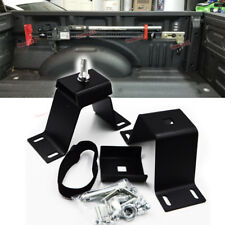 Lock Hi-Lift Farm Jack Holder Bracket FIT RAM 1500/2500/3500 Truck Bed Rack