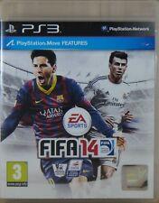 FIFA 14 (Sony PlayStation 3, 2013) - European Version