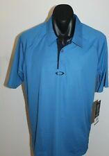 Oakley Elemental 2.0 Men's Golf Polo Shirt Size Medium Brand New Tags