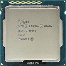 Intel Celeron Dual-Core G1610 CPU 2.6 GHz LGA 1155