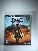 DmC: Devil May Cry (Sony PlayStation 3, 2013)