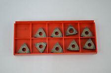 SANDVIK r.166.og-16mm01-100 s30, ISO -0,75 EXT R, 9 unités, rhv3604,