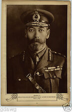 1919 King George V Queen Mary Prince Albert Henry WWI World War I Rotogravure
