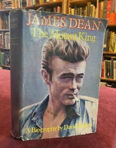 1974 1st Edition James Dean, the Mutant King : A Biography Hardcover Book