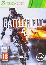 Battlefield 4 per XBOX 360 PAL (nuovo e sigillato)
